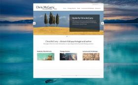 Psychologist Chris McCurry