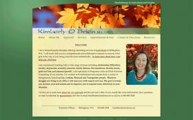 Psychotherapist Kimberly O'Brien