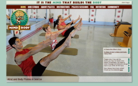 Mind And Body Pilates