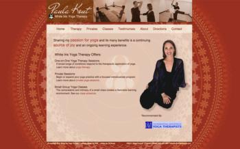White Iris Yoga Therapy