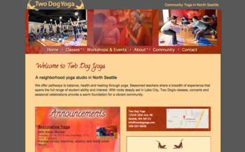 Two Dog Yoga